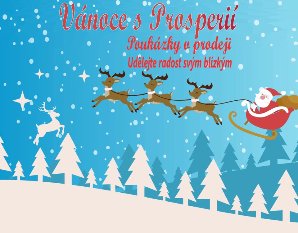 Vánoce s Prosperií